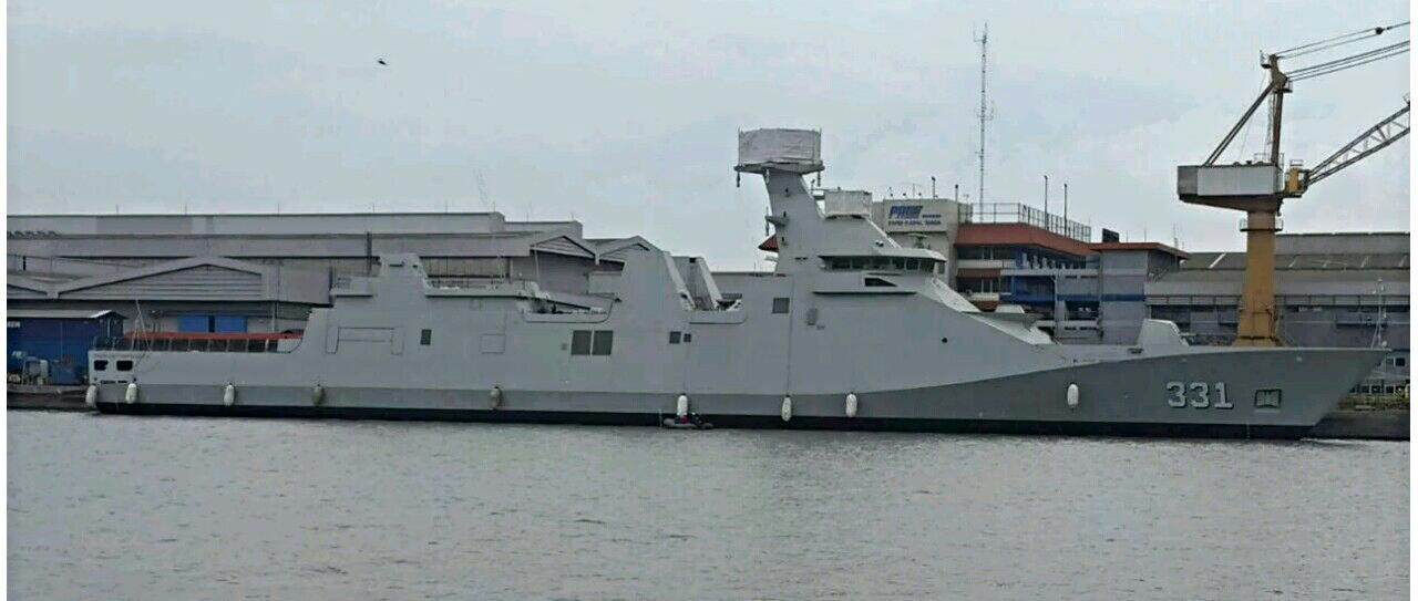 أسطول غواصات محلية.. طموح إندونيسي تحكمه صراعات بحر الصين الجنوبي Pkr_331