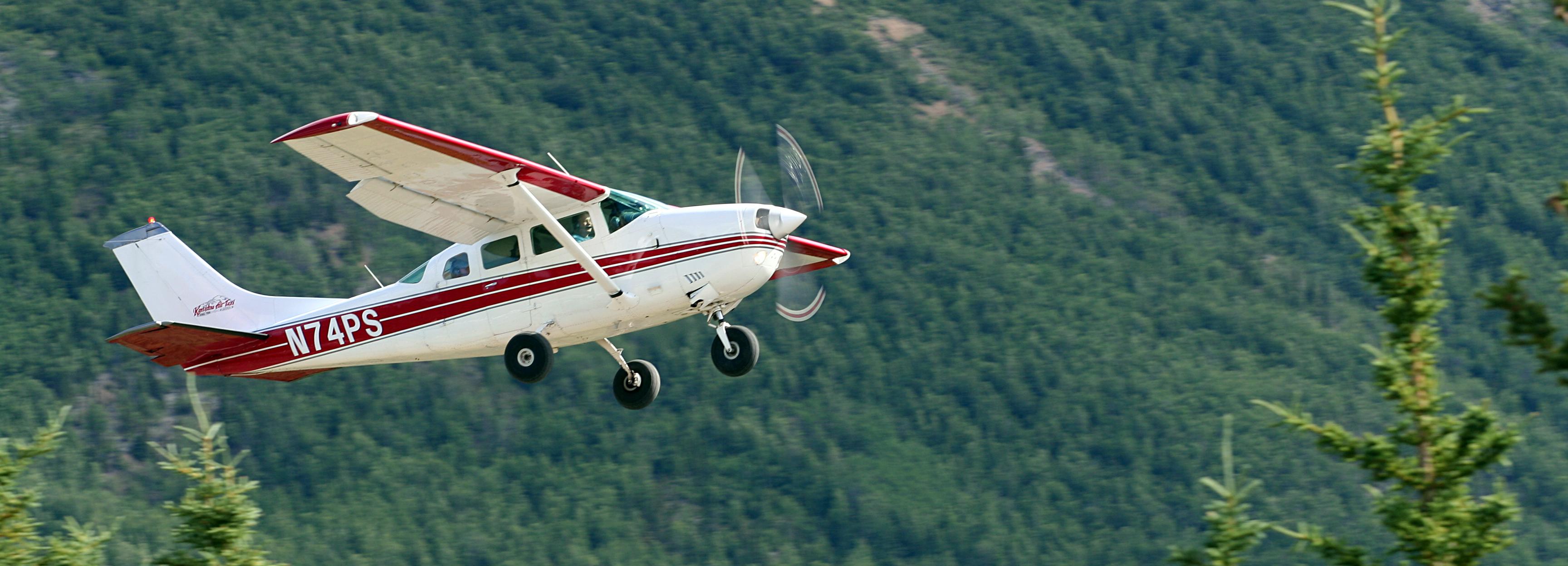 File Plane Denali National Wikimedia Commons