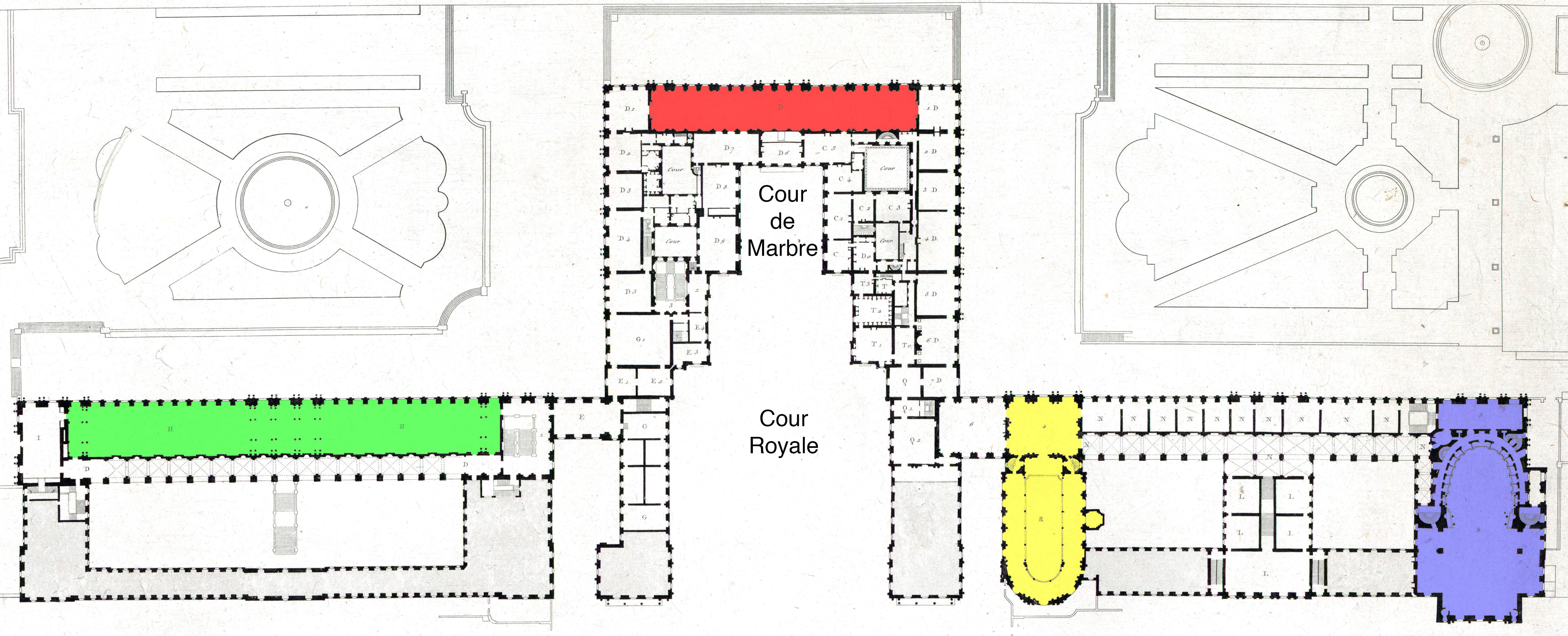 file plans du rez de chauss e et du premier tage du. Black Bedroom Furniture Sets. Home Design Ideas