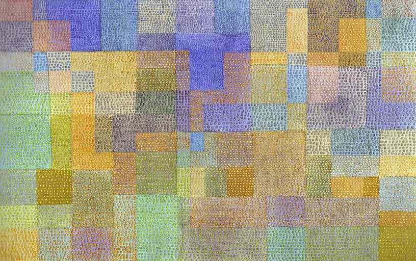 Paul Klee – Polyphony