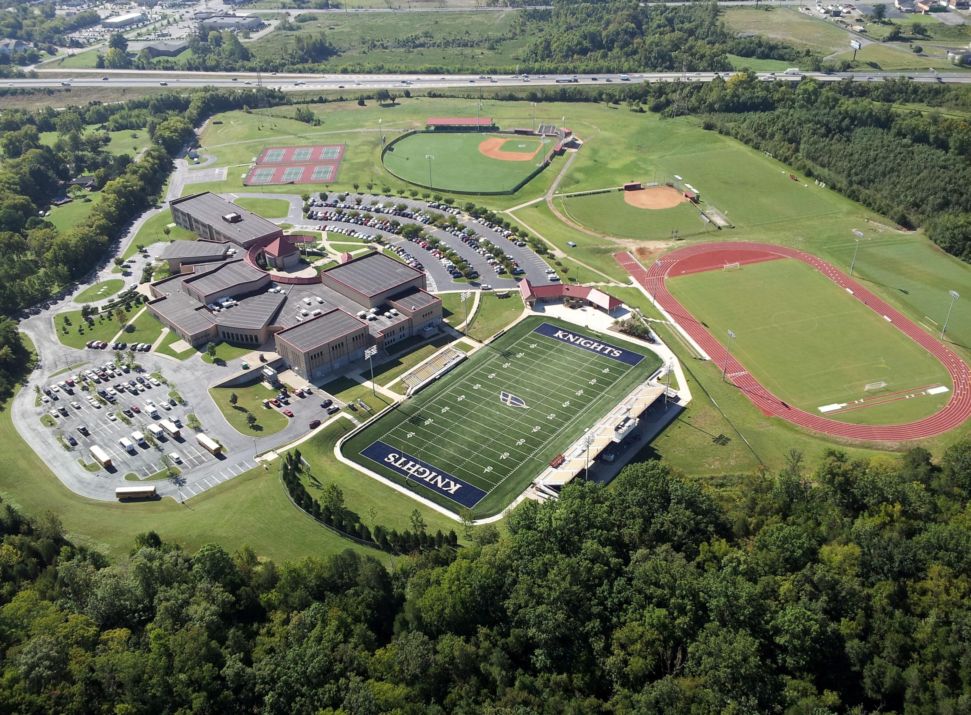 Sumner High School Football Field