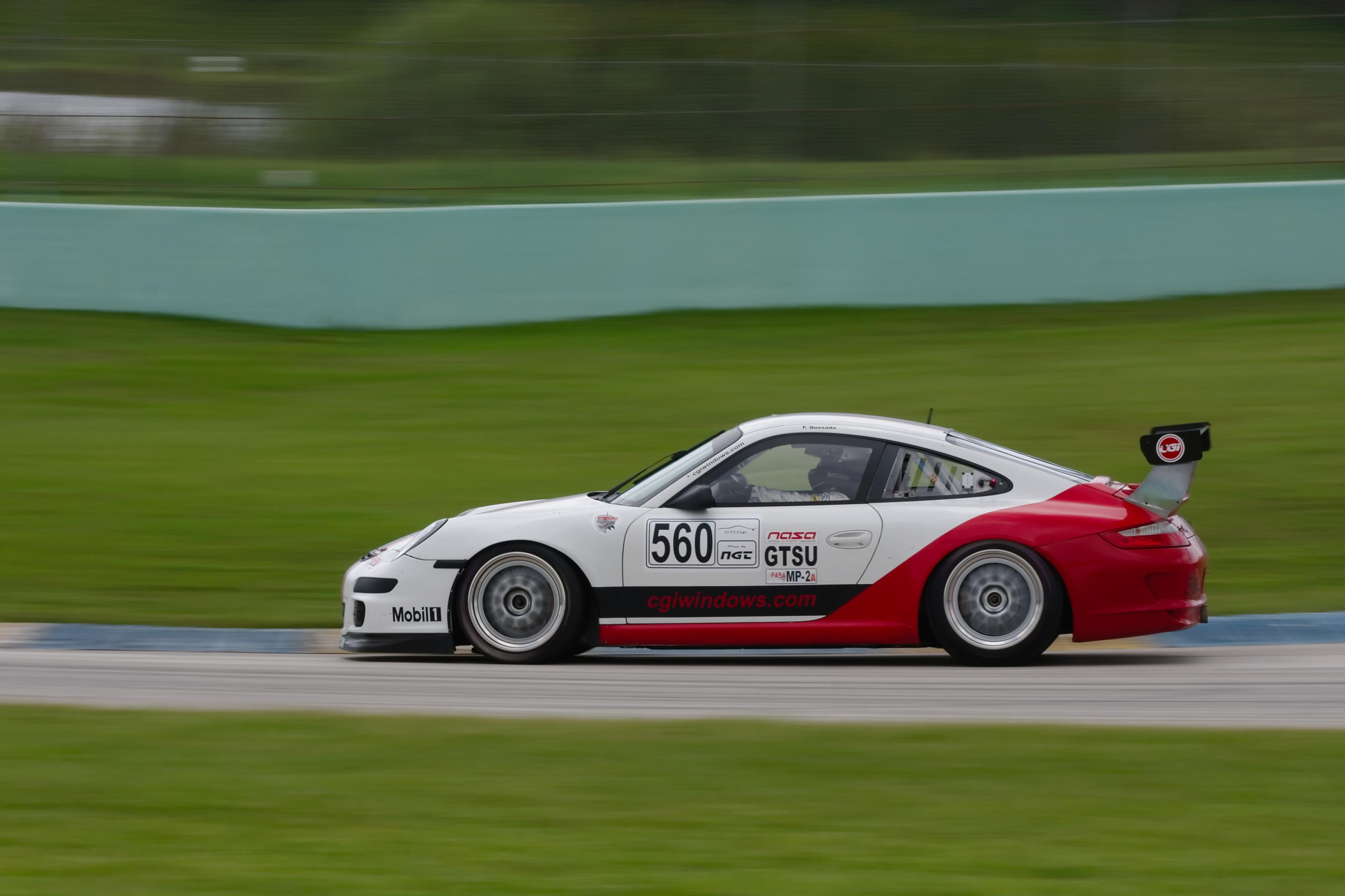 Florida Race Track Cars