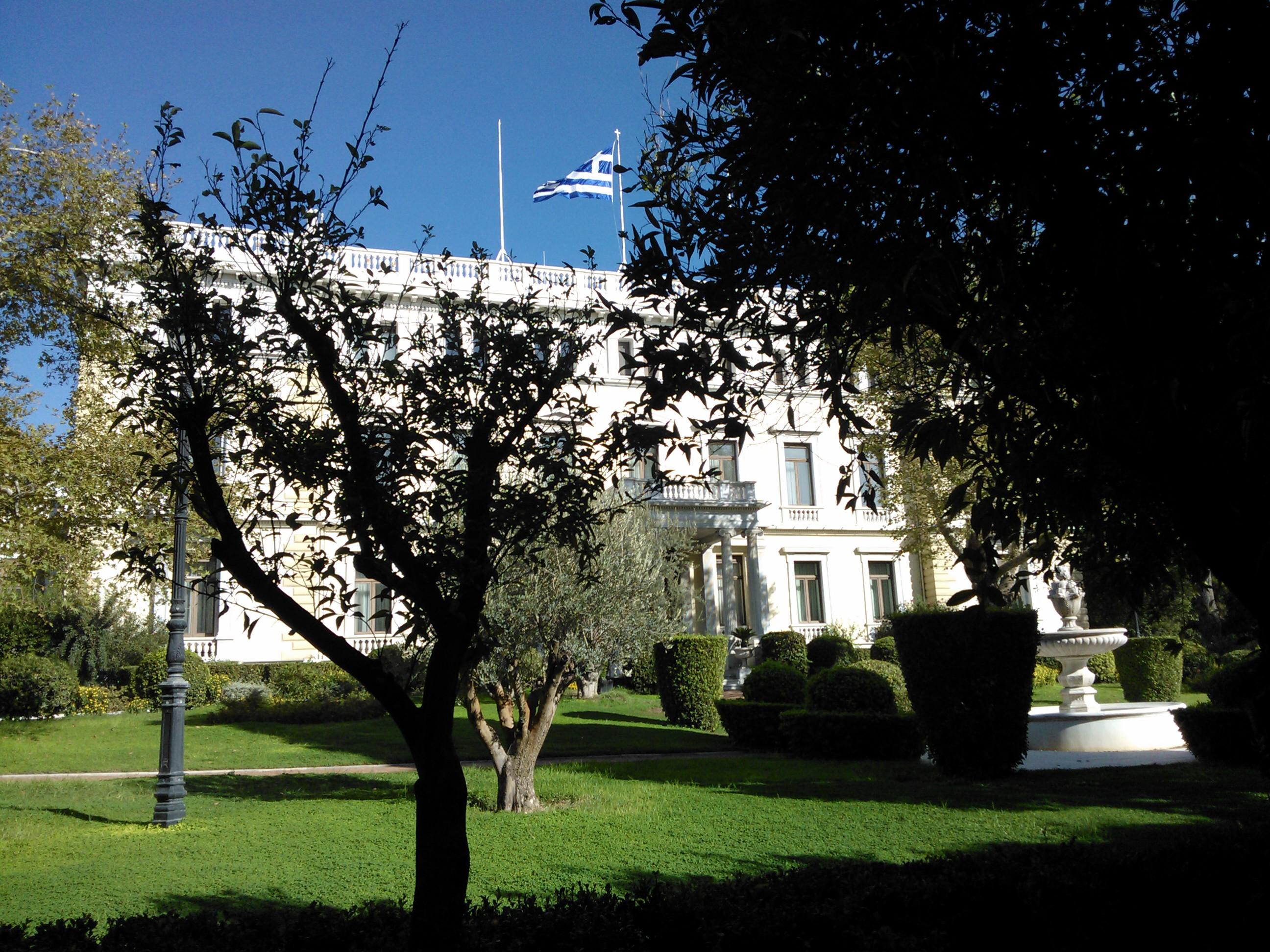 Προεδρικό Μέγαρο (Αθήνα) - Βικιπαίδεια 98bc0436c9e