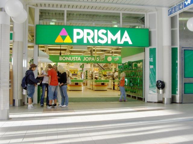Prisma (kauplus) - Vikipeedia, vaba entsüklopeedia