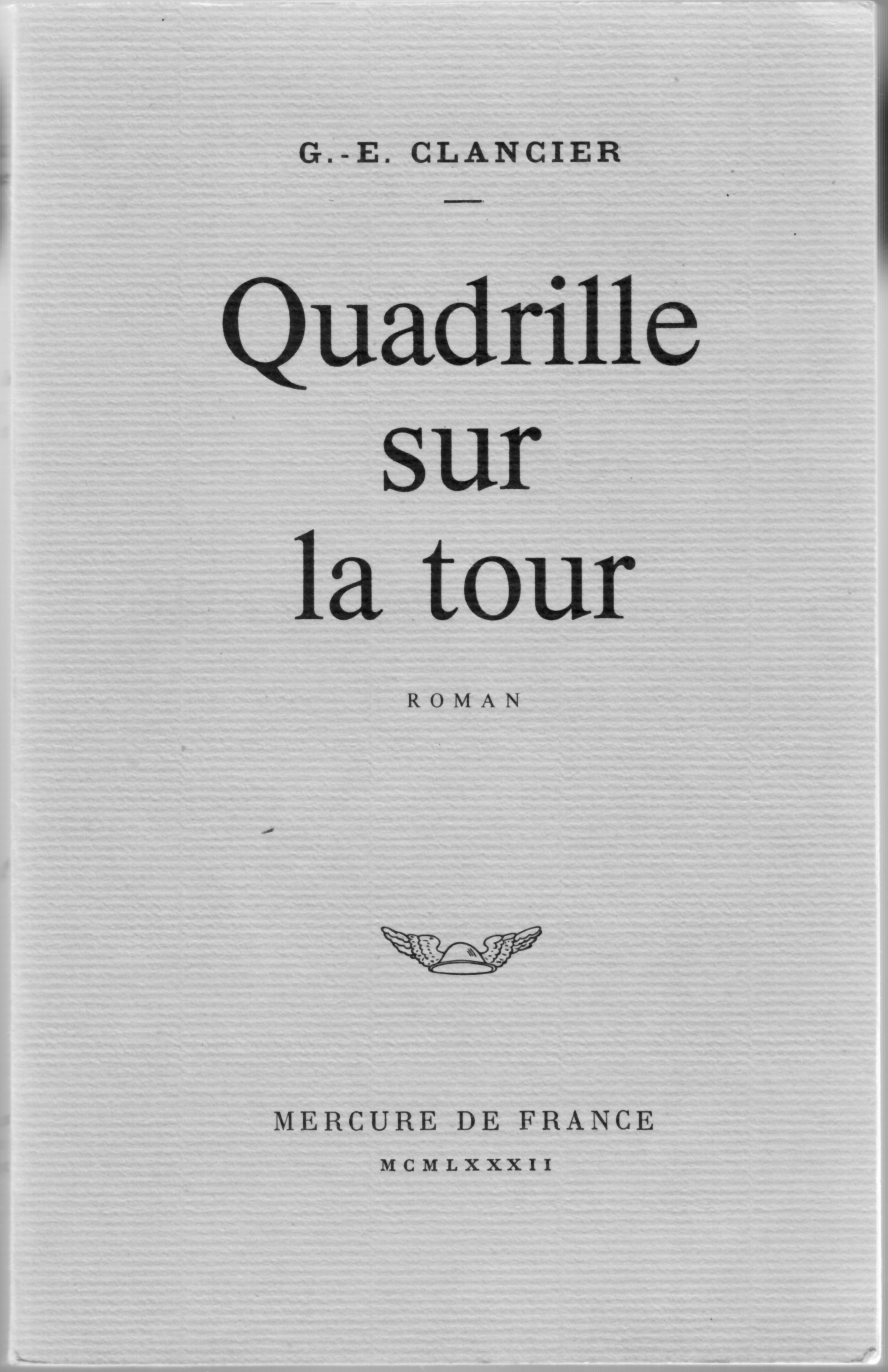 Quadrille_sur_la_tour_-_Georges-Emmanuel_CLANCIER