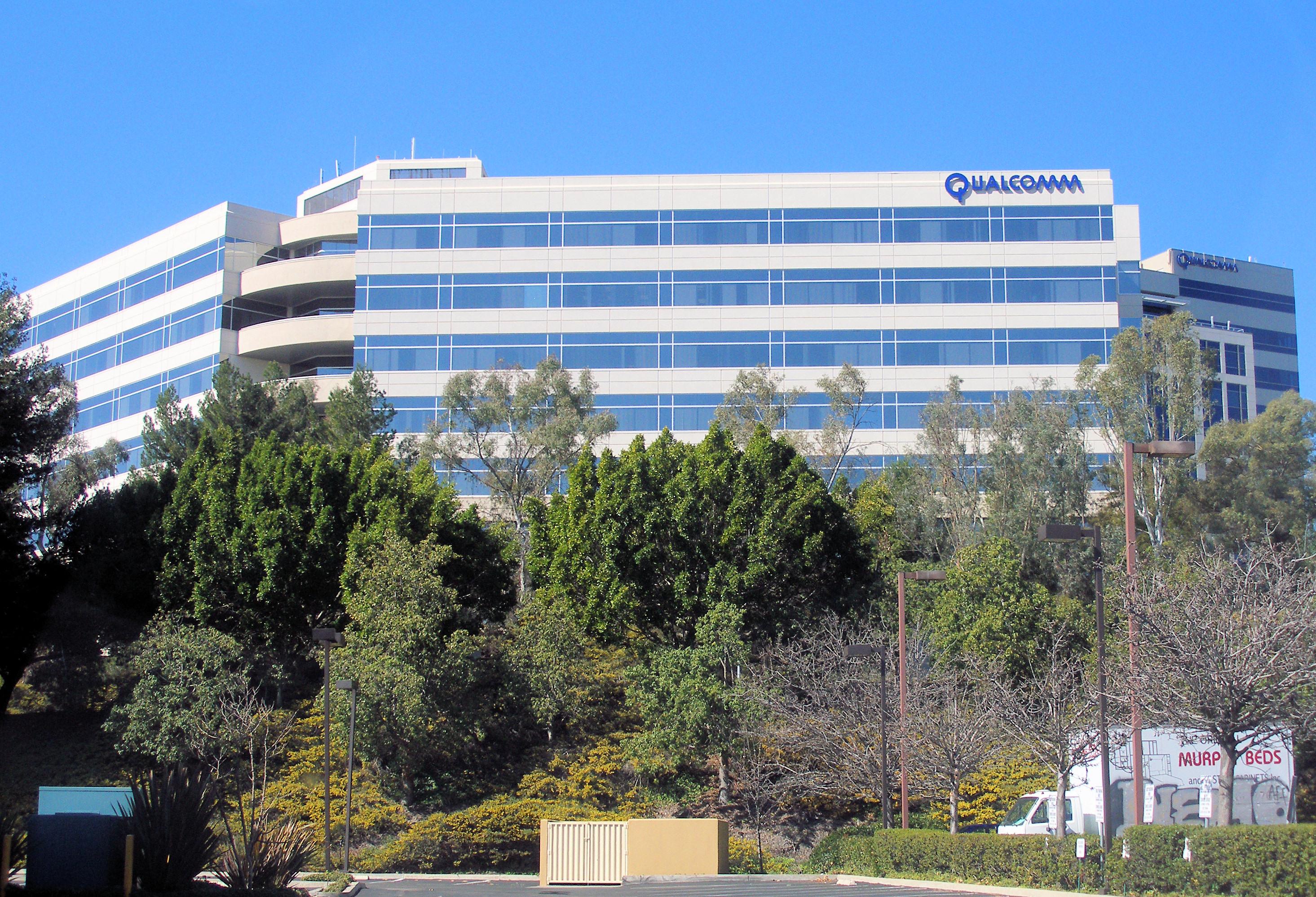 Qualcomm — Википедия