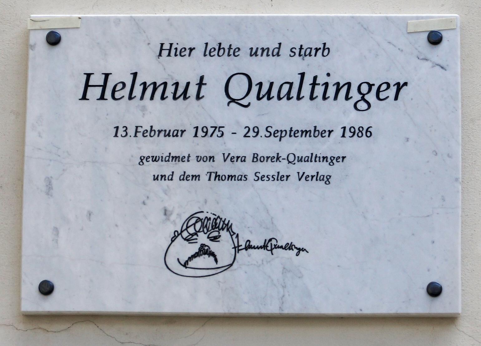 Helmut Qualtinger - Zitate und Sprüche