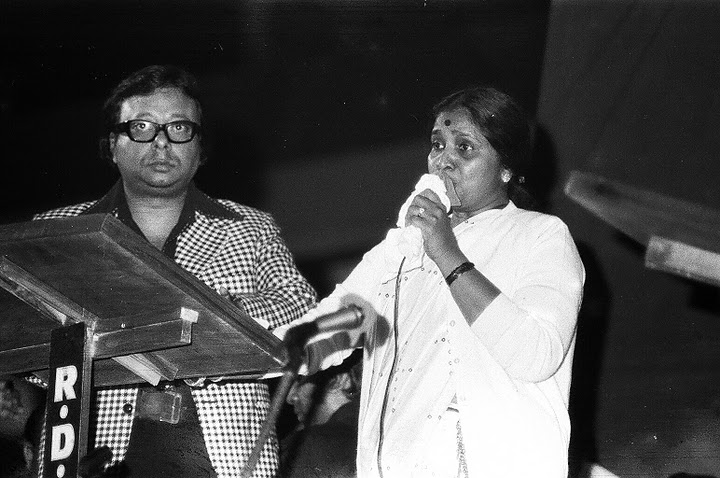 Picture of a band or musician: R. D. Burman