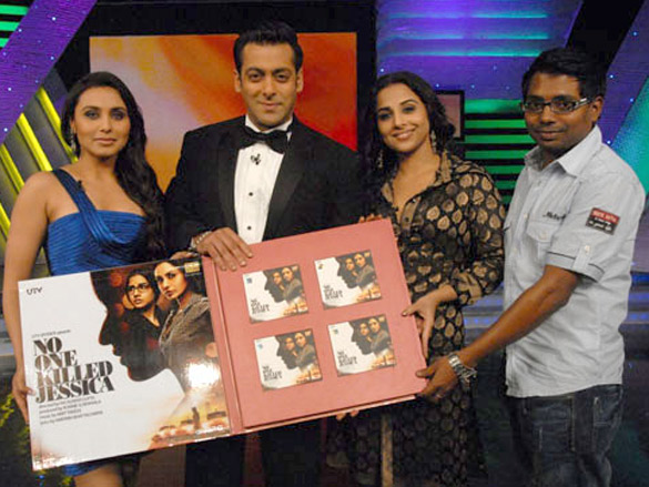 Description Rani Mukherjee, Salman Khan, Vidya Balan, Rajkumar Gupta ...