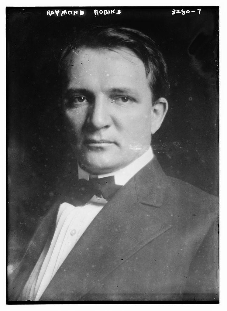 Raymond Robins Wikipedia