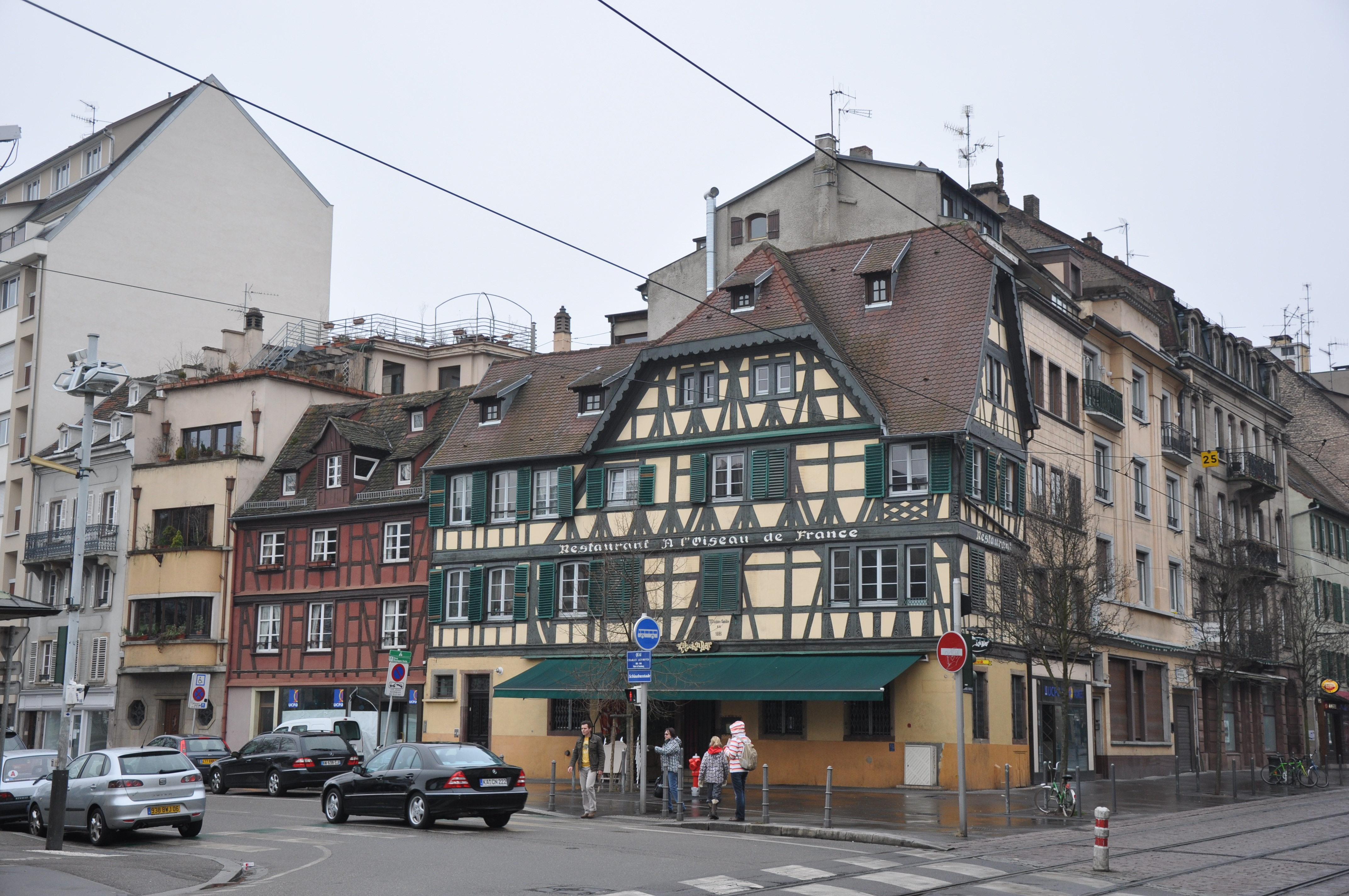 File restaurant a l 39 oiseau de france strasbourg alsace for Oiseau france