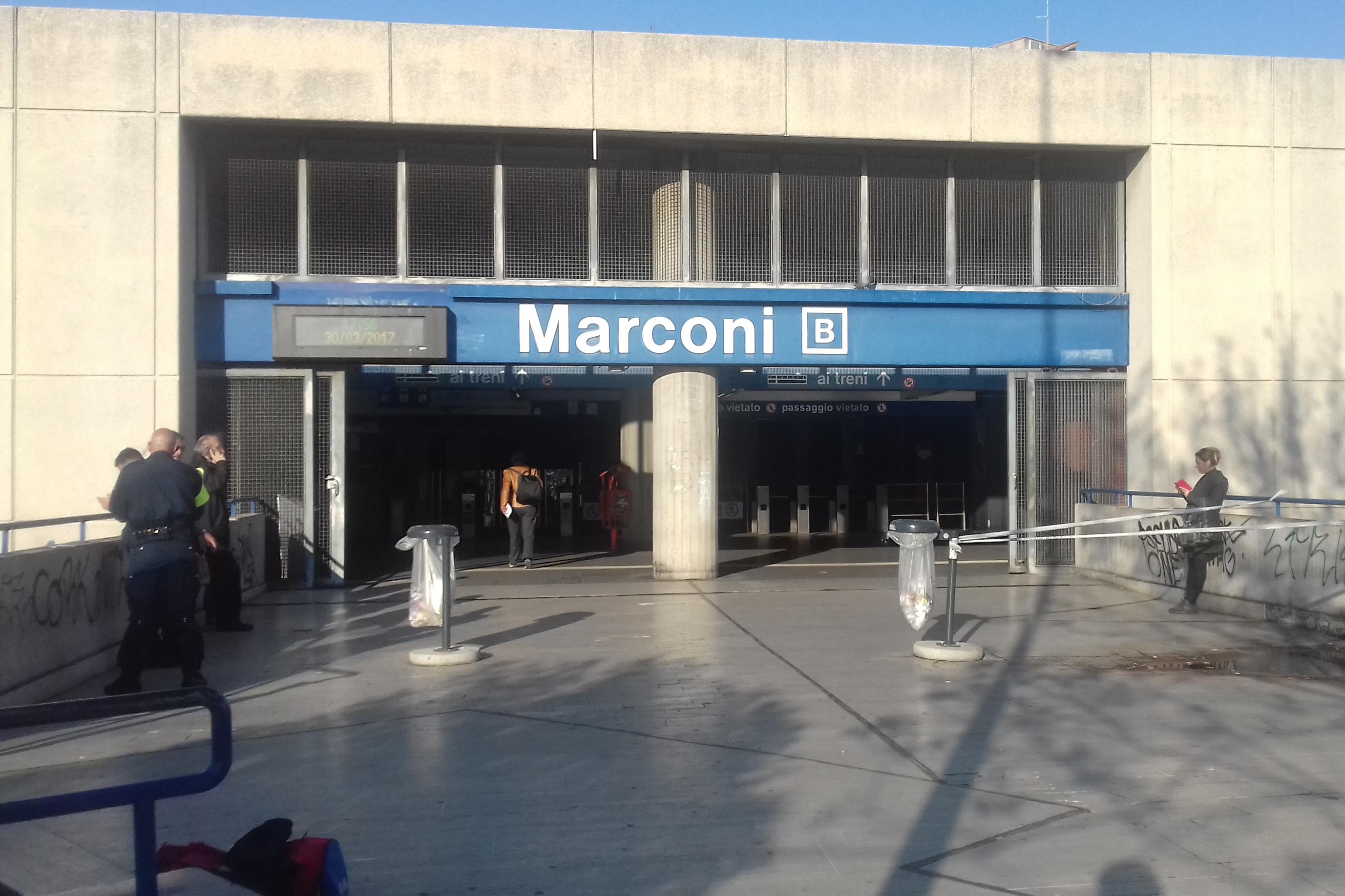 Marconi Rome Metro Wikipedia
