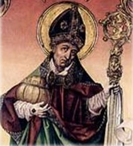 Rupert of Salzburg Frankish bishop