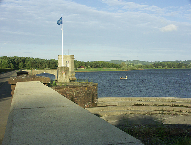 ST570615 northern-most edge of Chew Valley Lake - geograph.org.uk - 67299