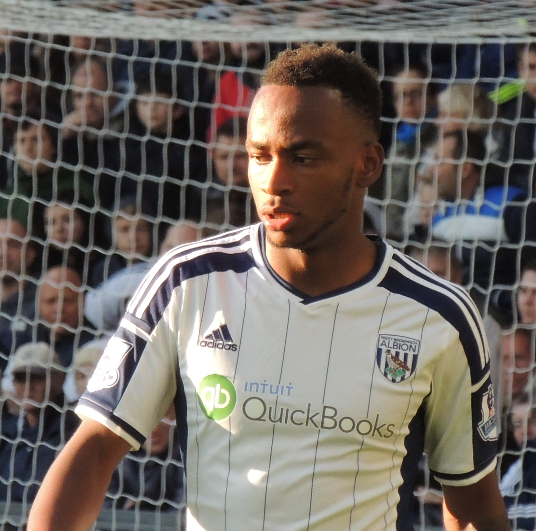 The 25-year old son of father (?) and mother(?) Saido Berahino in 2018 photo. Saido Berahino earned a  million dollar salary - leaving the net worth at 5.7 million in 2018