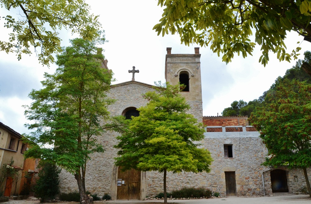 """Resultat d'imatges per a """"Sant Magí de Brufaganya"""""""