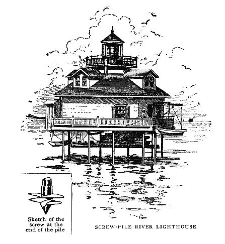 Screw Pile Lighthouse Wikipedia