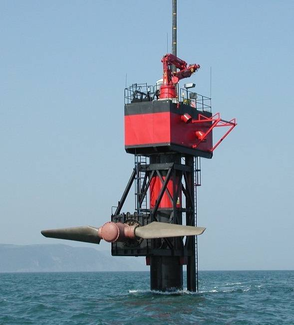 marine current turbines wikipedia