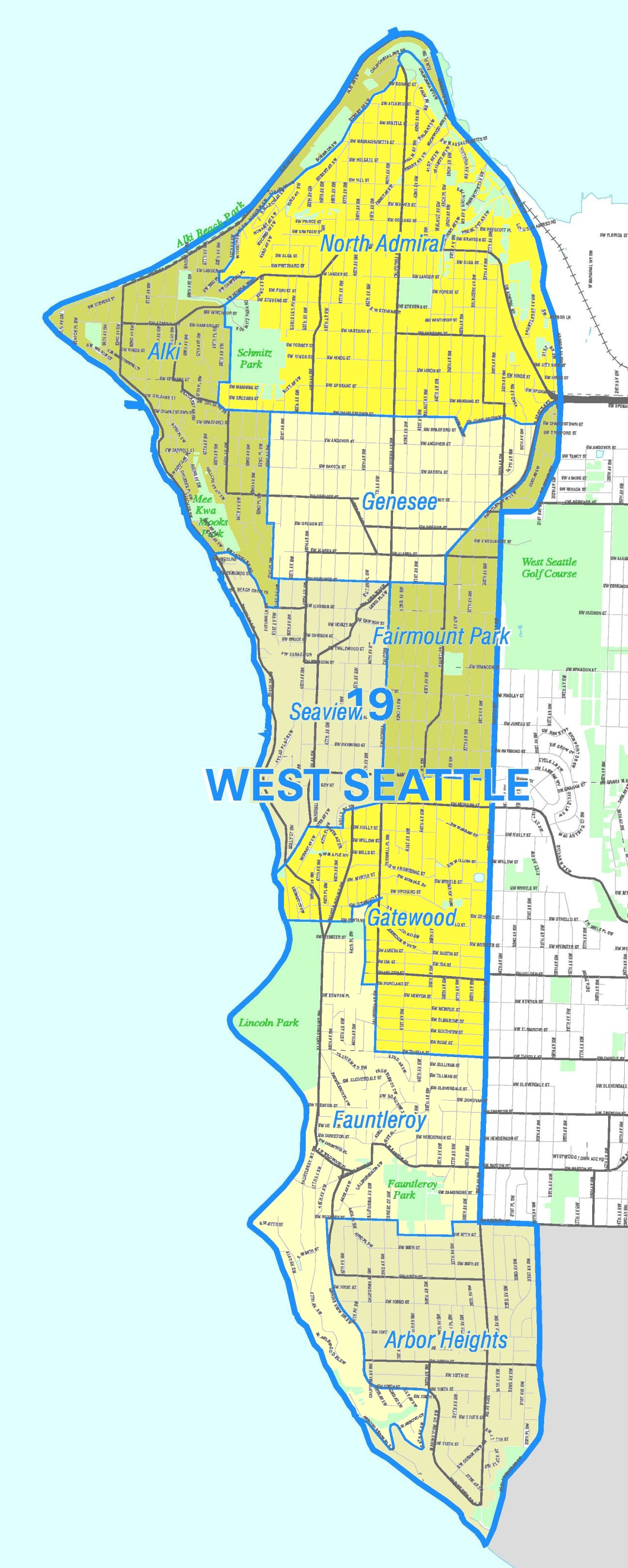 File:Seattle   West Seattle map.   Wikimedia Commons