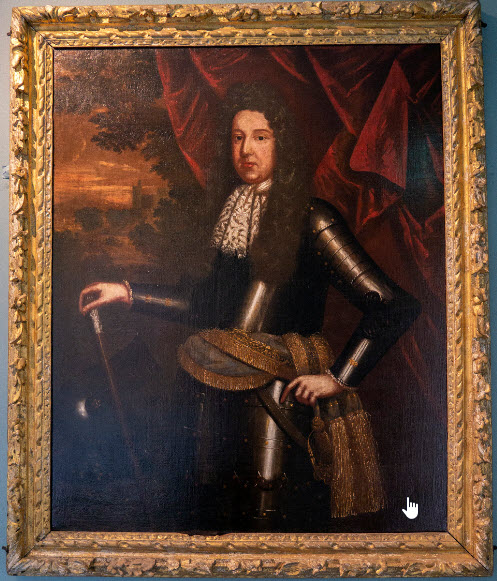 Portrait of Donough MacCarthy