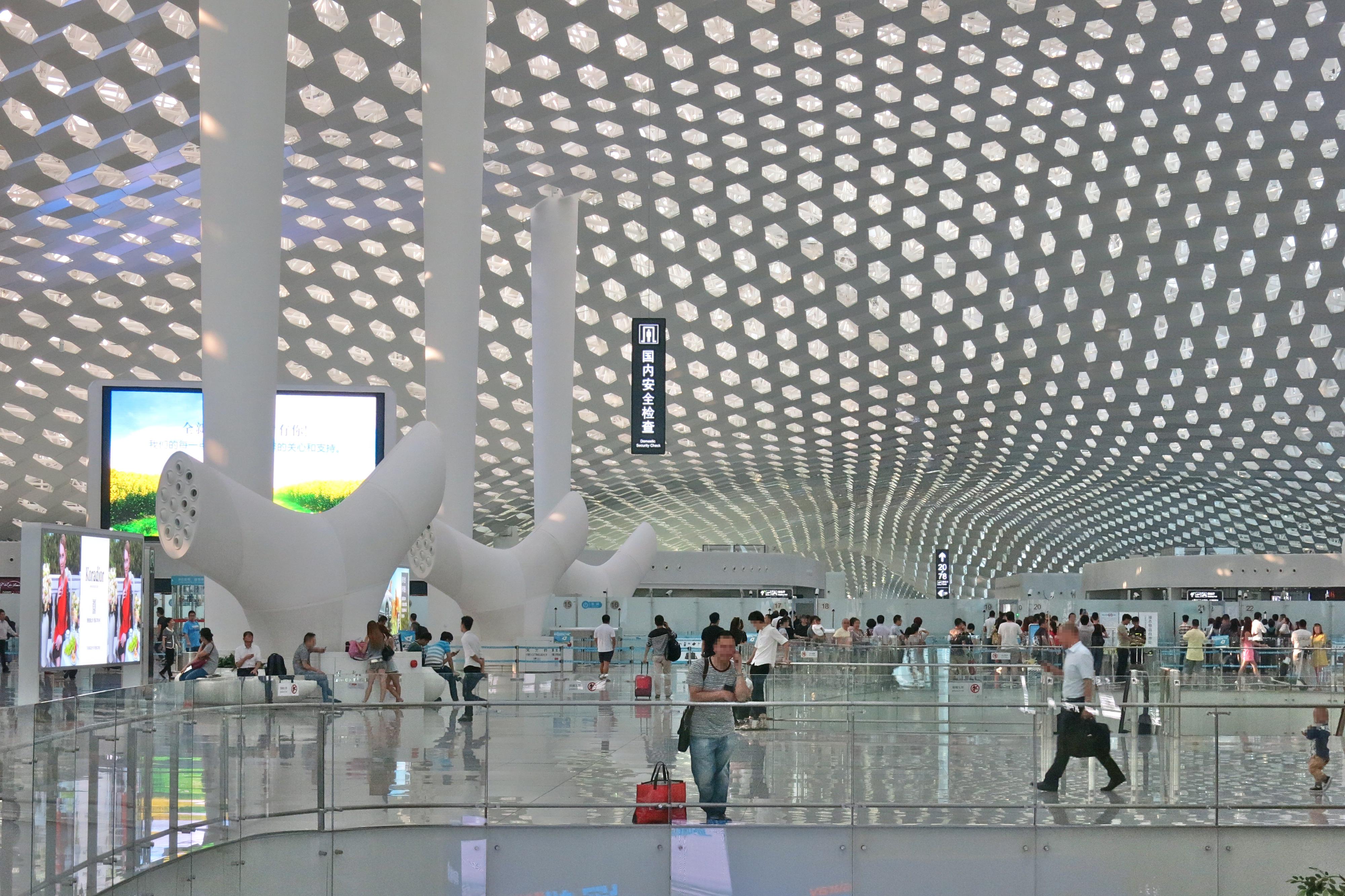 Shenzhen Bao An International Airport Wikiwand