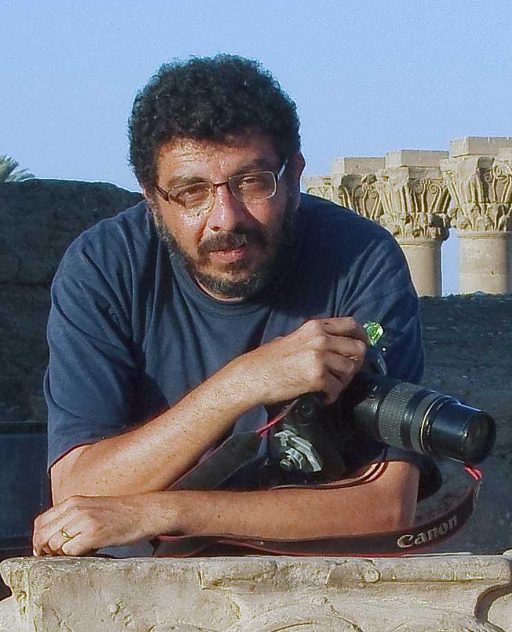Image of Sherif Sonbol from Wikidata