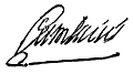Signatur Jean-Jacques Régis de Cambacérès.PNG