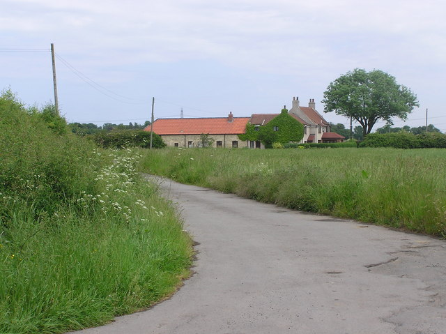 Spring House Farm - geograph.org.uk - 186072