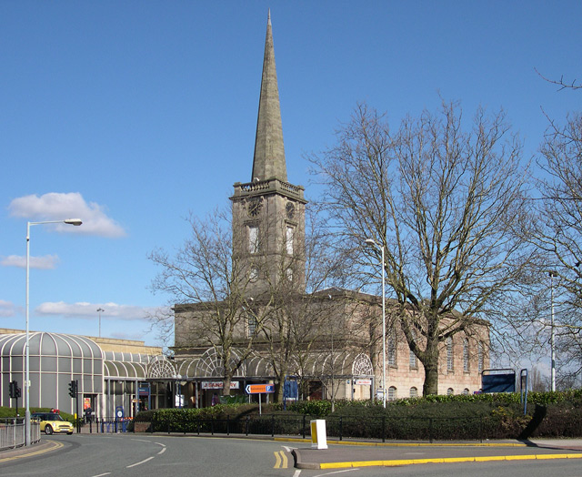 File:St. George's Church (Sainsbury's), Wolverhampton - geograph.org.uk - 373088.jpg
