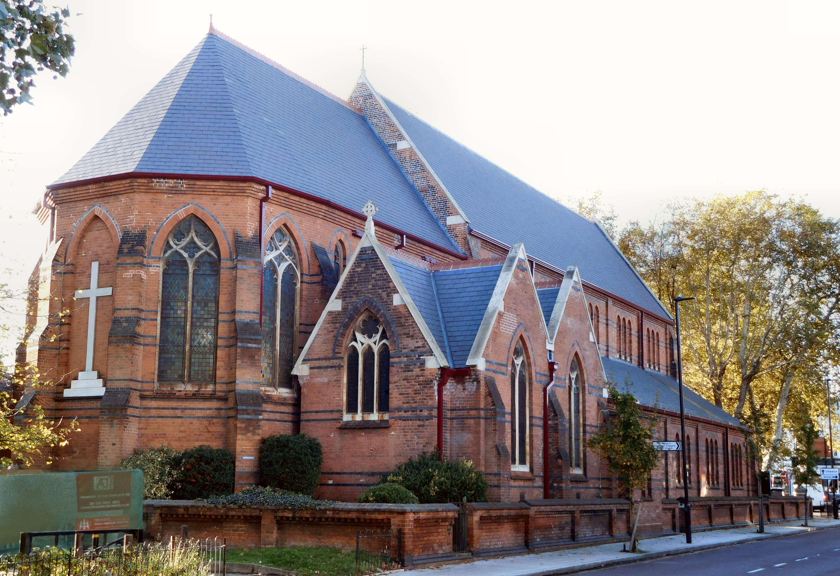 St Albans Church Acton Green
