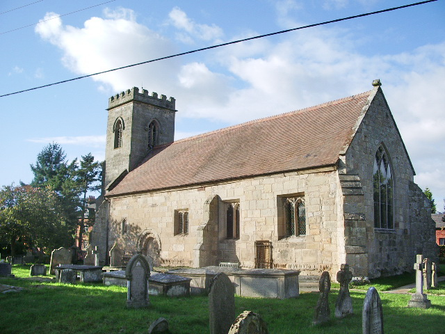 St Mary's Church, Astley