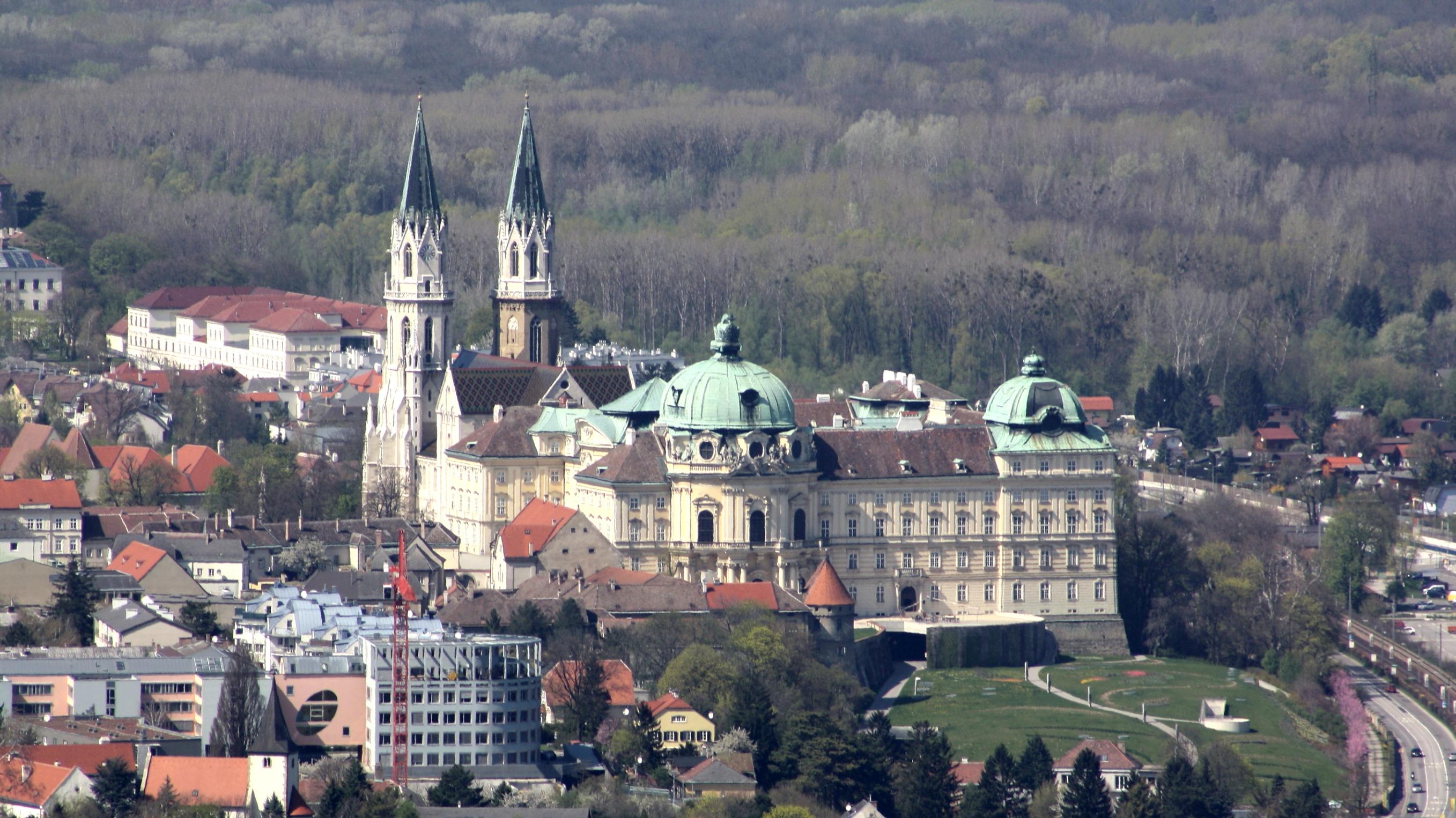 Klosterneuburg Monastery - Wikipedia