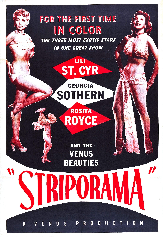 Striporama movie