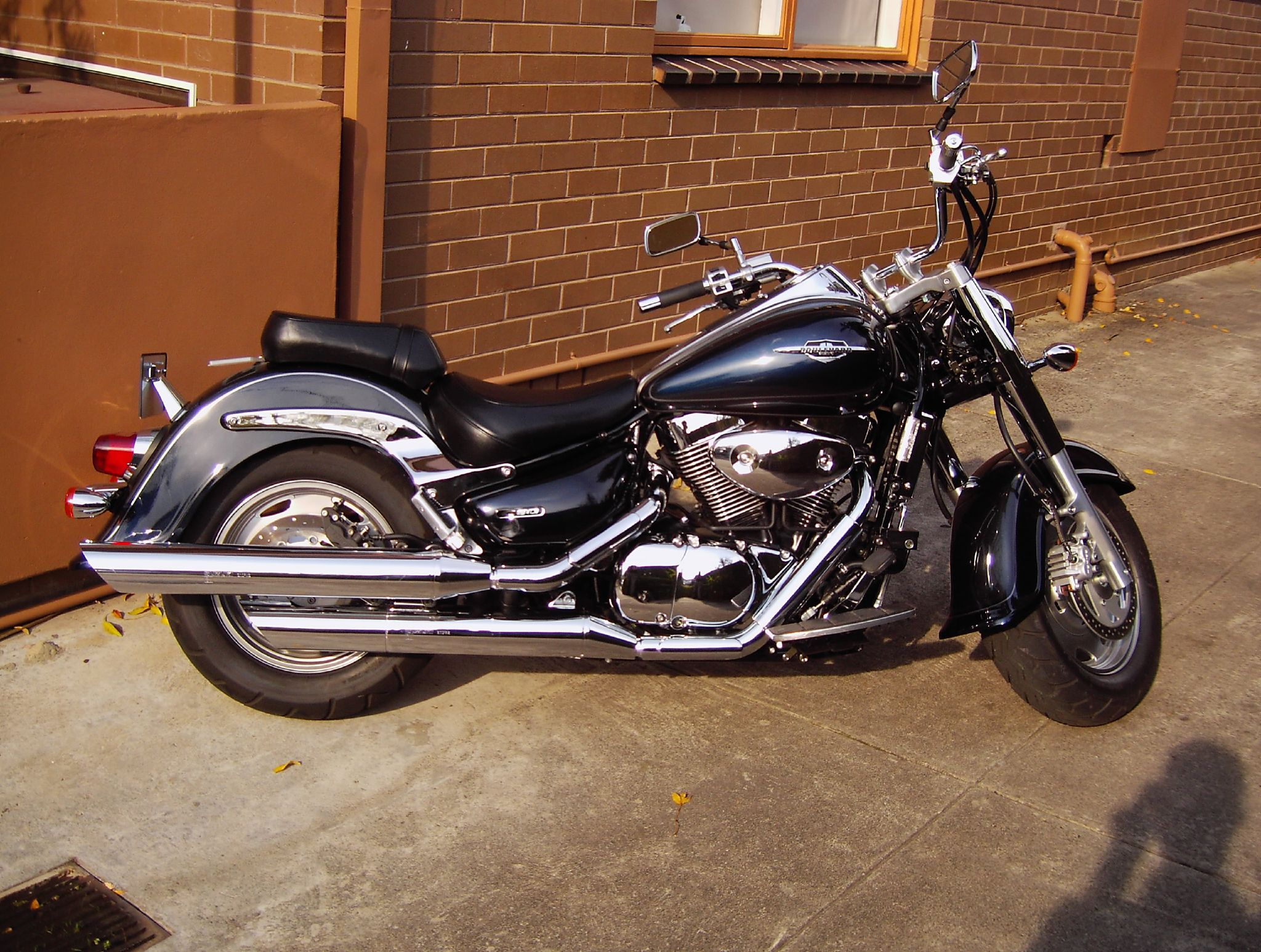 Suzuki Boulevard Mspecial Edition For Sale