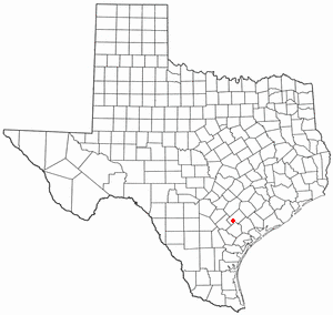 City in Texas, United States