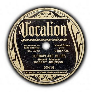 Terraplane Blues by Robert Johnson, Vocalion Records