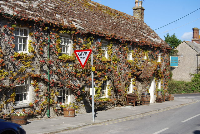 The Scott Arms, Kingston - geograph.org.uk - 764808