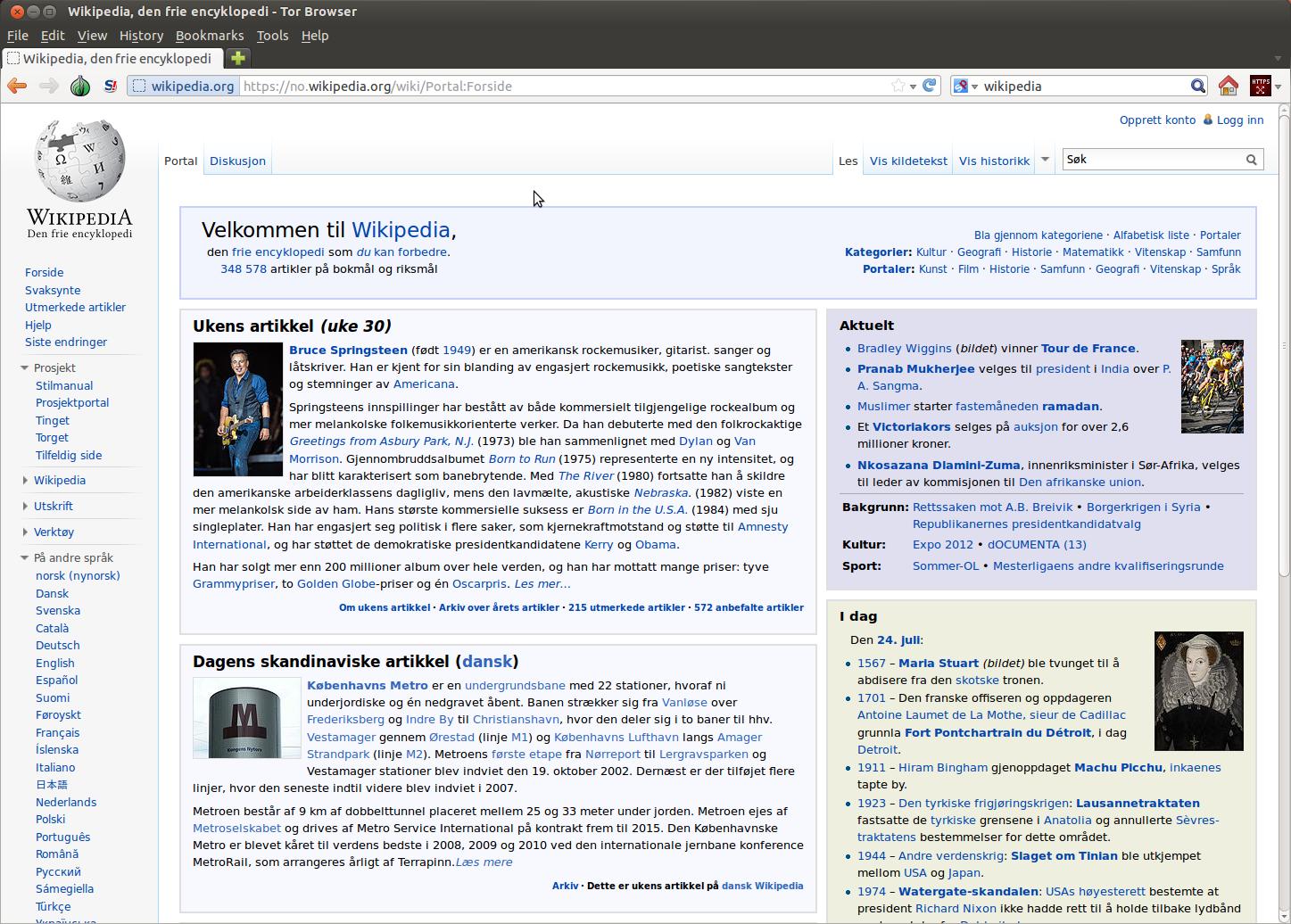 tor wikipedia