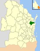 Shire of Tiaro Local government area in Queensland, Australia