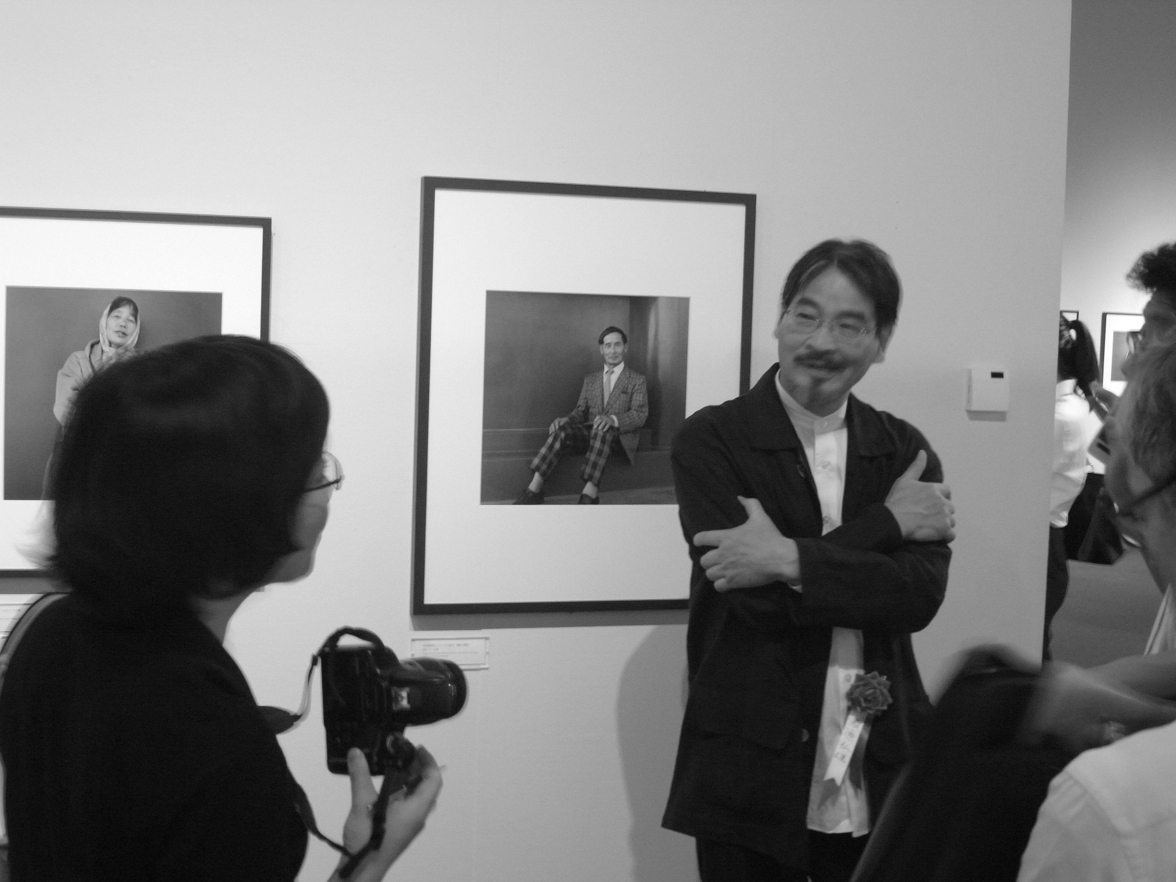 Image of Hiroh Kikai from Wikidata