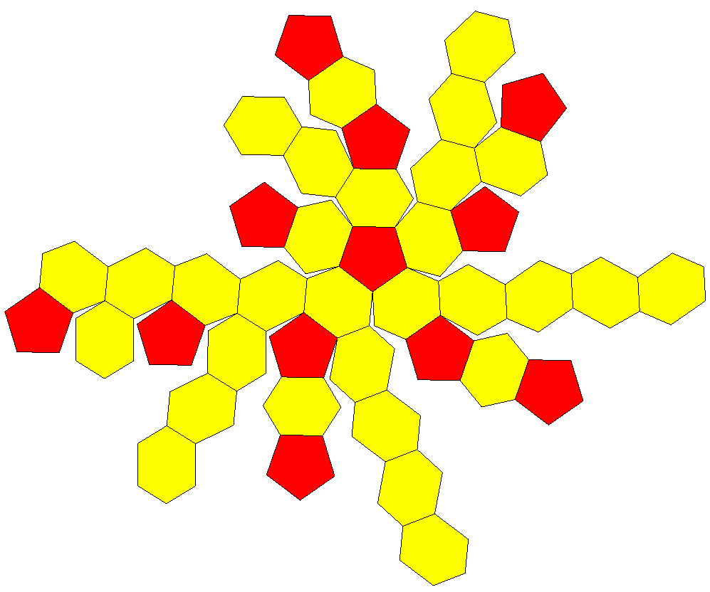 Truncated rhombic triacontahedron net.png