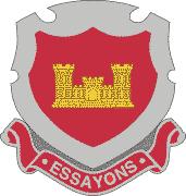 US-Engineers-Regimental Insignia