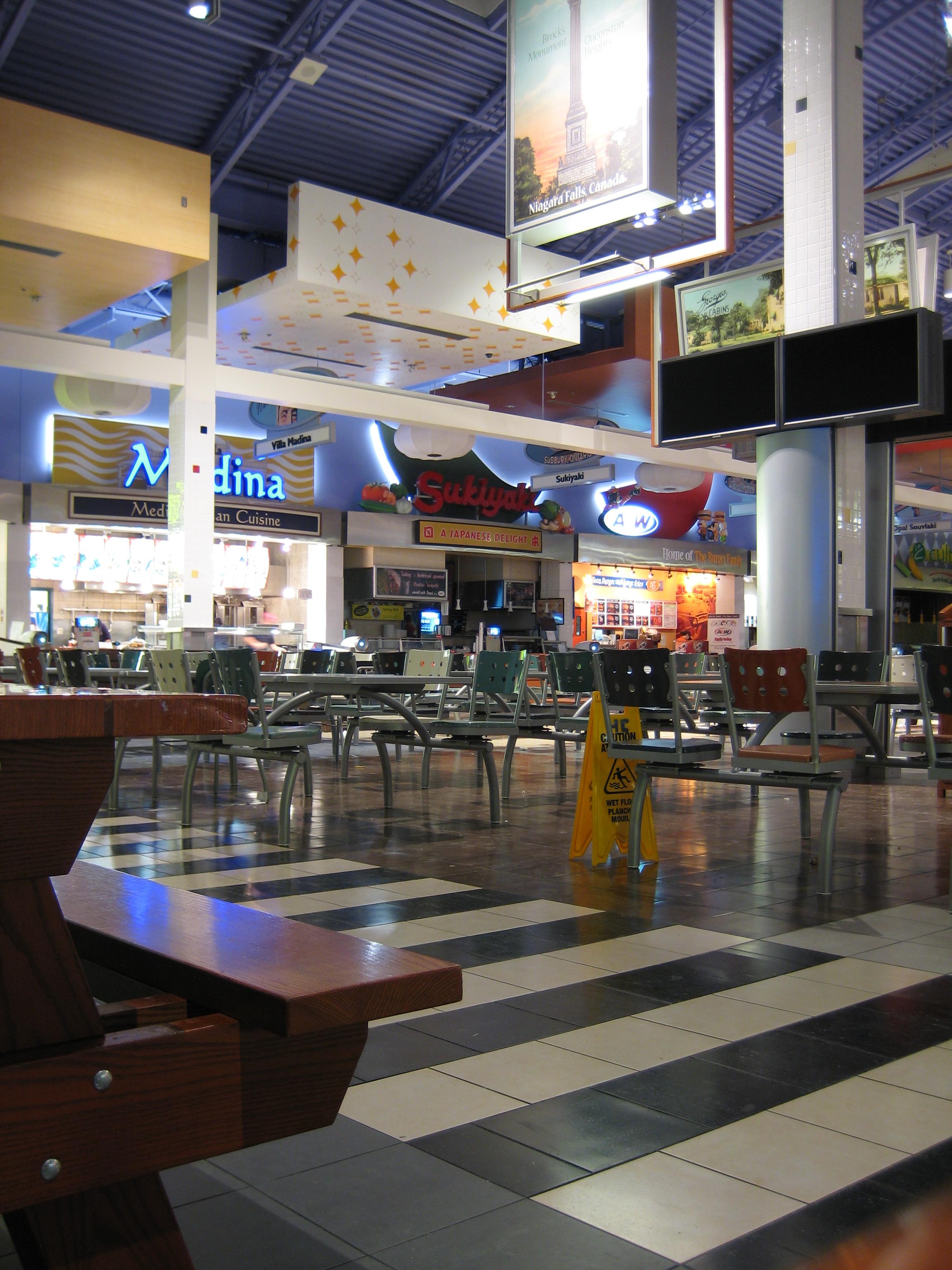 Food Court Nd Grover Omaha