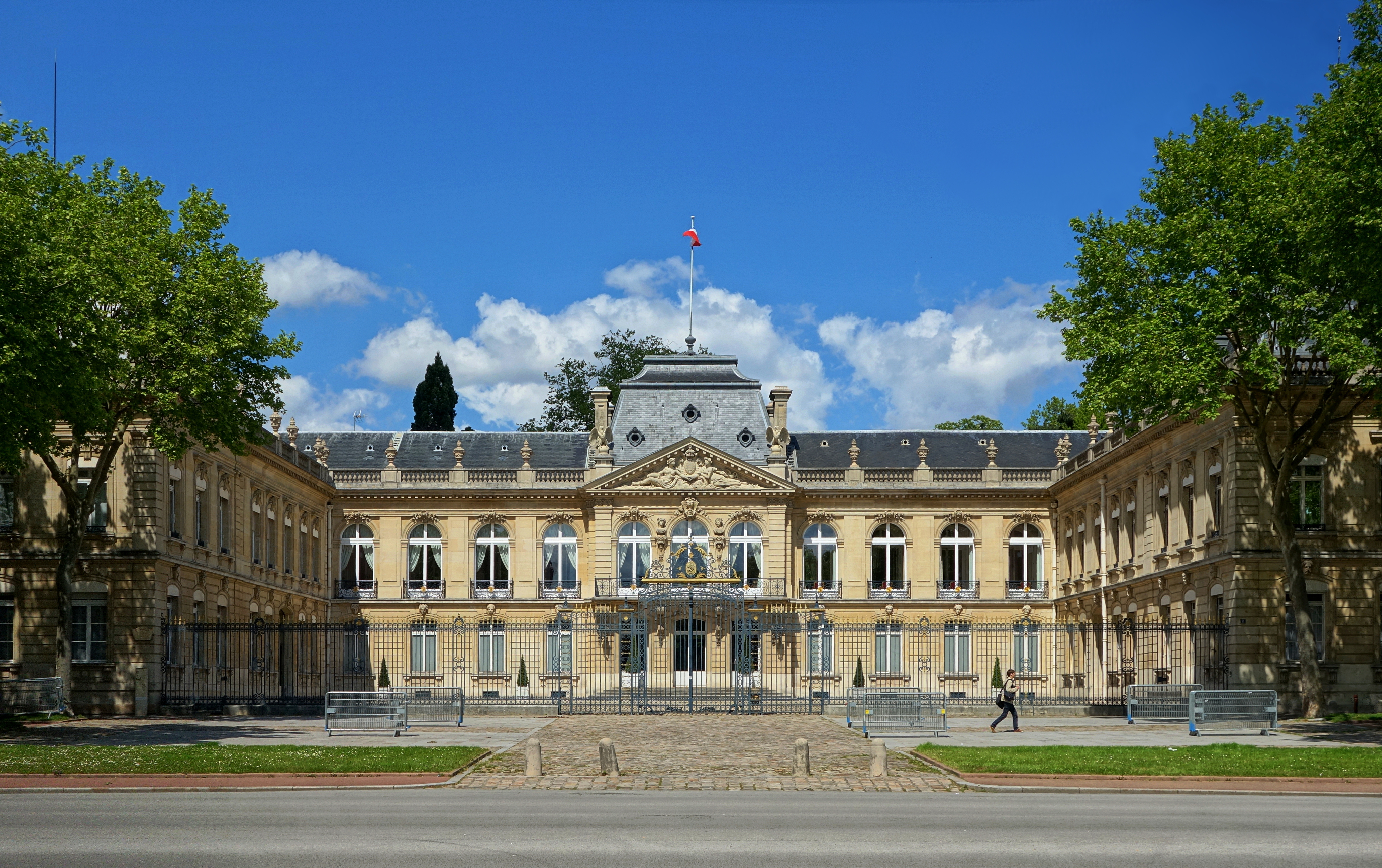 File versailles prefecture wikimedia commons for Versailles yvelines