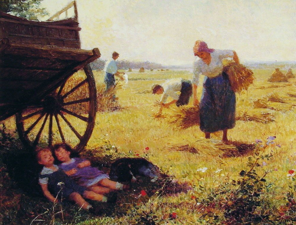 Image Result For Famous Farm Painting