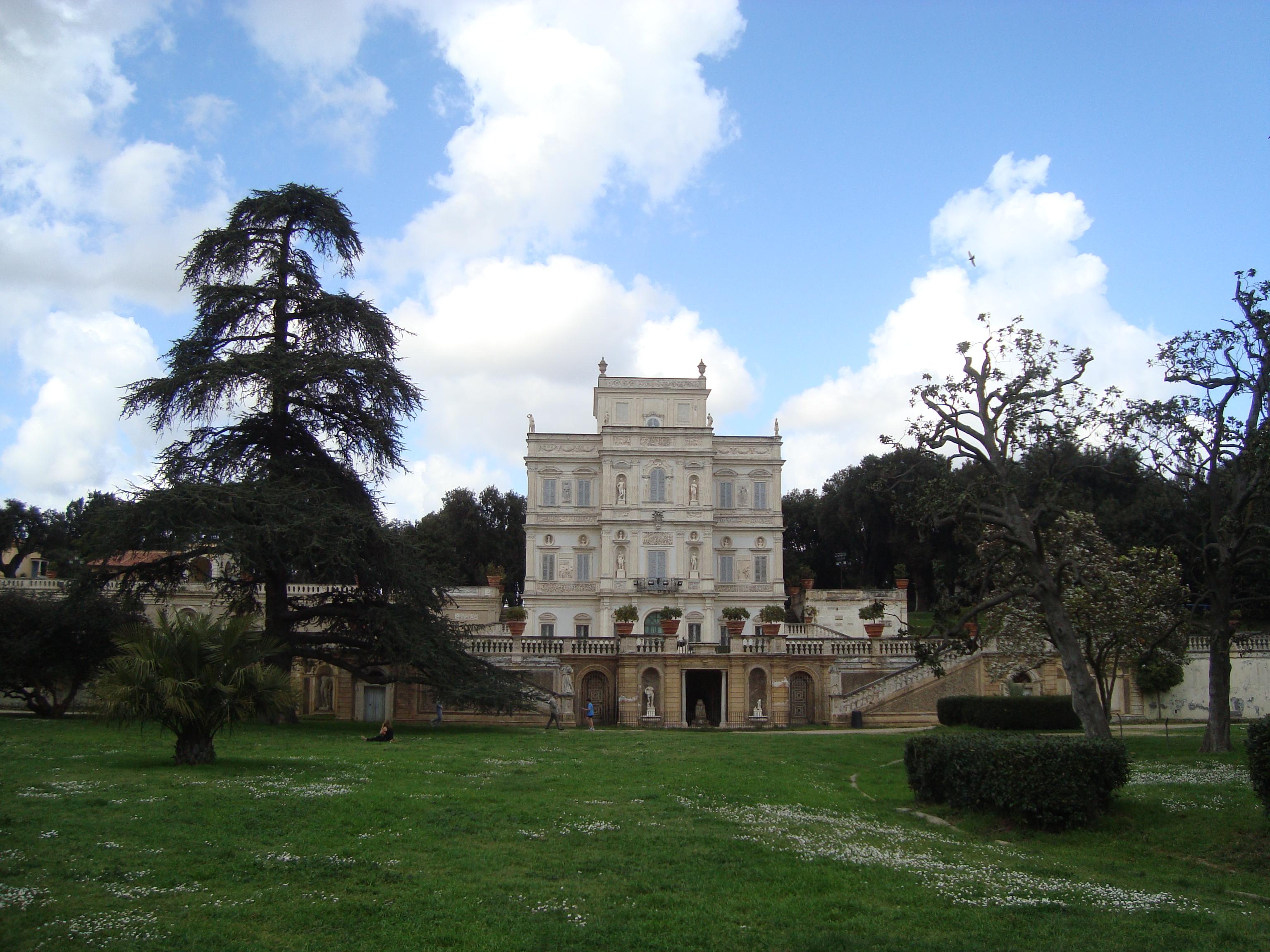 Villa Doria Pamphilj Roma Rm