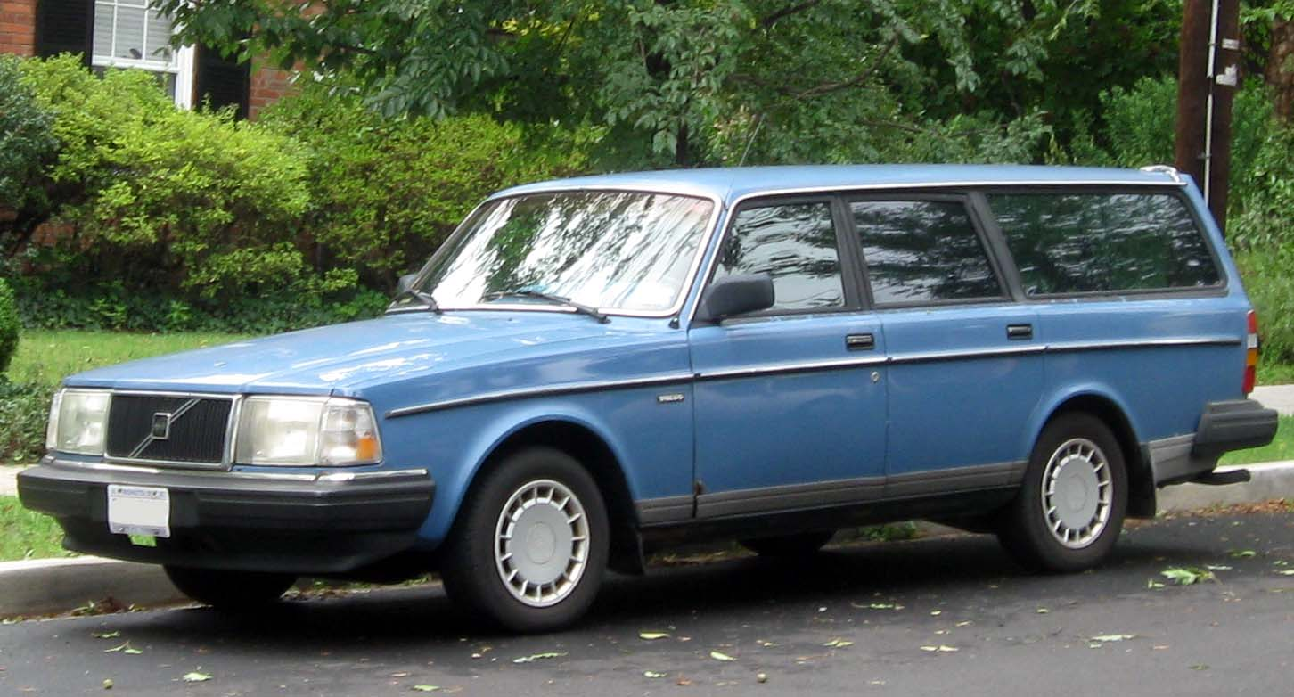 Station Wagon For Sale Craigslist >> File:Volvo 240 DL wagon -- 08-28-2011.jpg - Wikimedia Commons