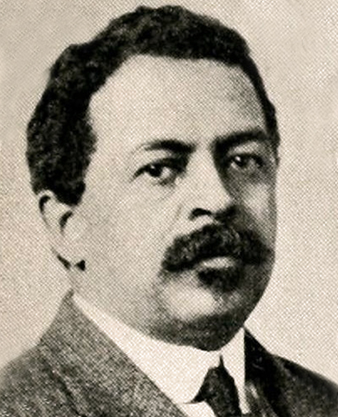 William Monroe Trotter, 1915