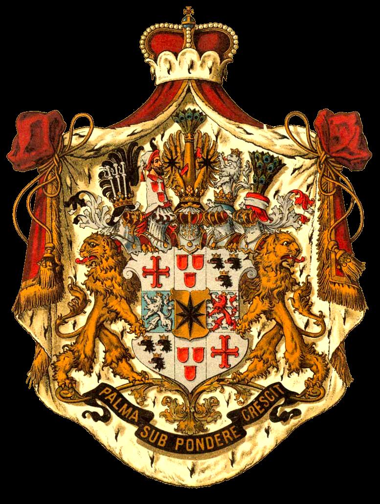 Wappen des Fürstentums Waldeck