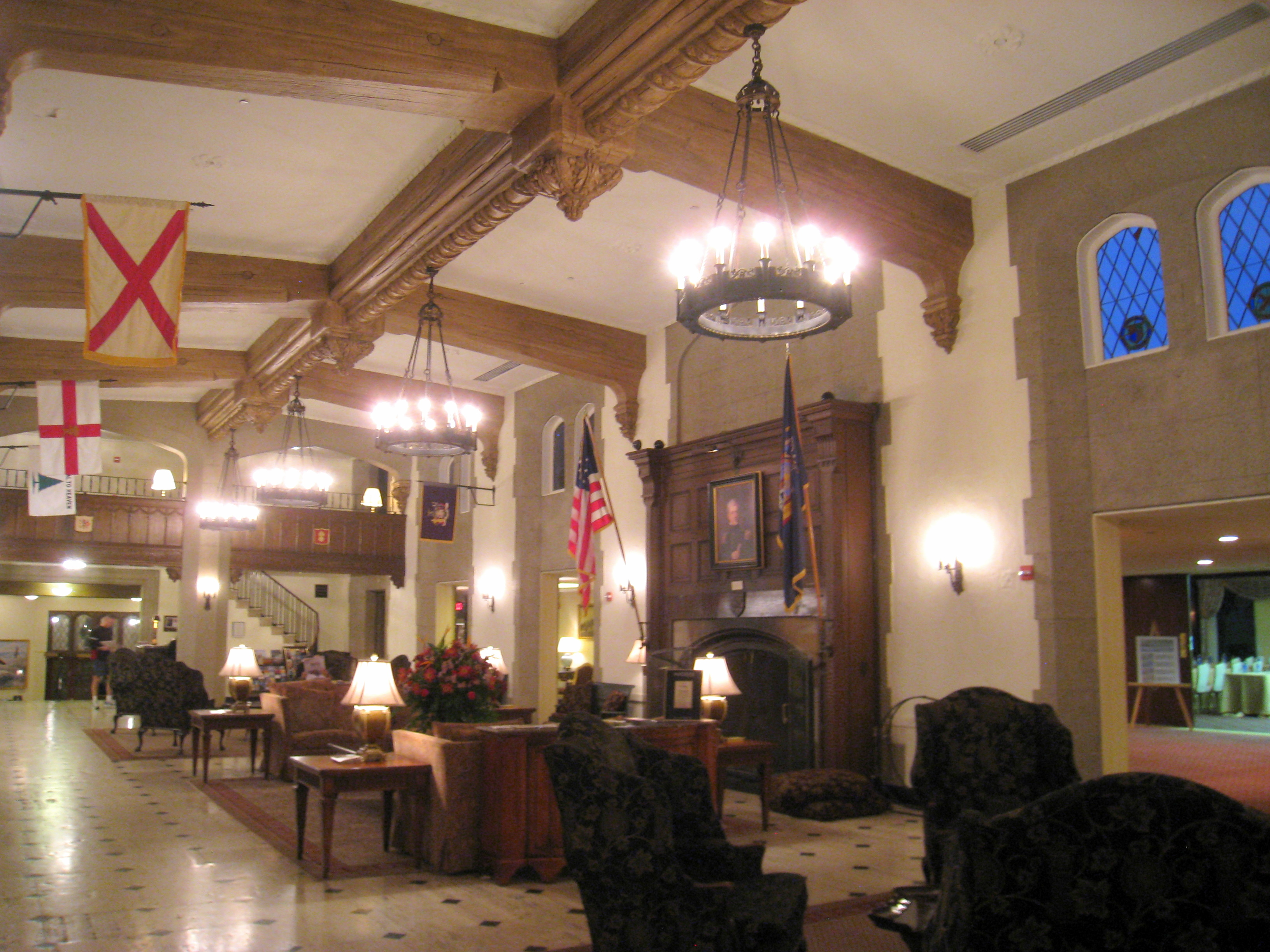 File West Point Thayer Hotel Lobby Img 1558 Jpg